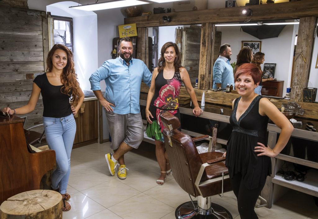 Rólunk – Fredy Barber Shop